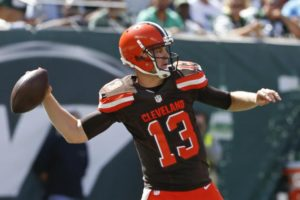 Can #JoshMcCown get back in time to Salvage the Browns Season?  Do they Want him to?