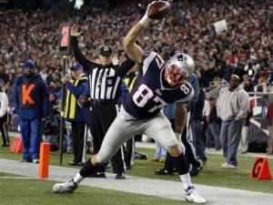 A #NFLMIRACLE, #Tom Brady returns, and #RobGronkowski already feeling better! Hamstrings be damned!