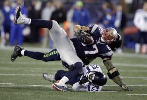 #THEHIT staring #RobGronkowski and #EarlThomas see it here