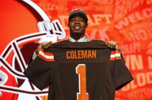 #CoreyColeman MONSTER season 2017, you heard it here first!