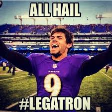 Top 10 #FantasyFootball Kickers? Why is #Legatron not #1?
