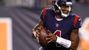 #DeshaunWatson the next #Fantasyfootball superstar!?!